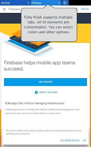 Fully Kiosk Browser & App Lockdown 1.42.4 Screenshots 19