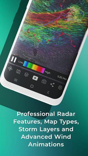 MyRadar Weather Radar android2mod screenshots 5