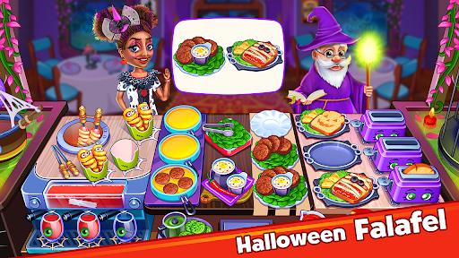 Halloween Madness : Chef Restaurant Cooking Games 1.1.3 screenshots 15