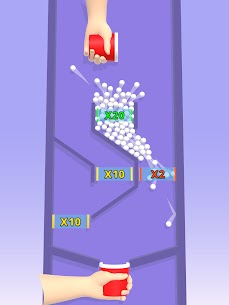 Bounce and collect MOD 5