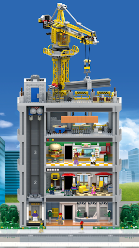 LEGO® Tower APK MOD – ressources Illimitées (Astuce) screenshots hack proof 1