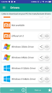 USB Driver for Android Devices Screenshot