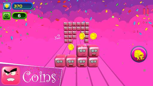 Amazing Endless Walls: Roll Dice Blocks Roller  screenshots 1
