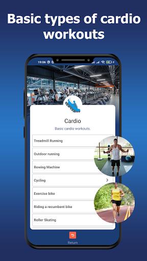Gym workouts - Training programs.  screenshots 5