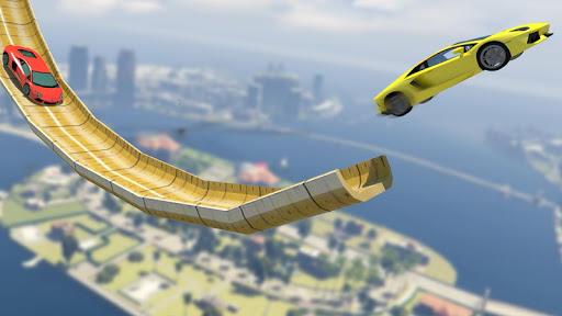 Mega Ramp: Impossible Stunts 3D modiapk screenshots 1