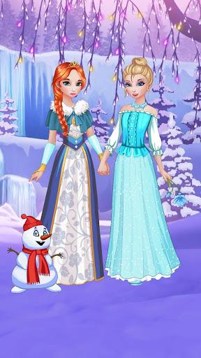 Icy Dress Up - Girls Games  screenshots 3
