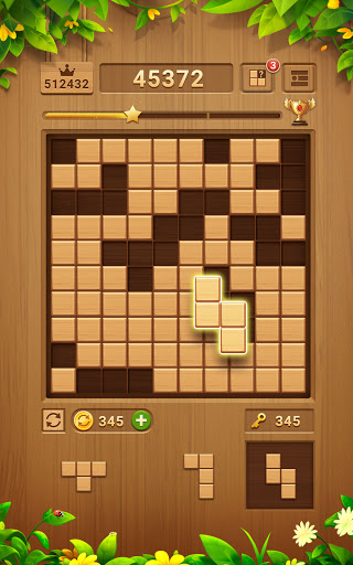 Wood Block Puzzle - Free Classic Block Puzzle Game 2.1.0 screenshots 13