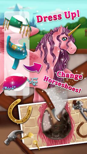 Princess Horse Club 3 - Royal Pony & Unicorn Care 4.0.50017 screenshots 4
