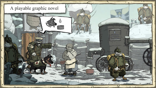 Valiant Hearts : The Great War  screenshots 9
