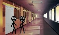 学校脱出 - Stickman School Escapeのおすすめ画像5