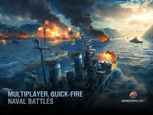 World of Warships Blitz: Gunship Action War Game 3.5.0 screenshots 10