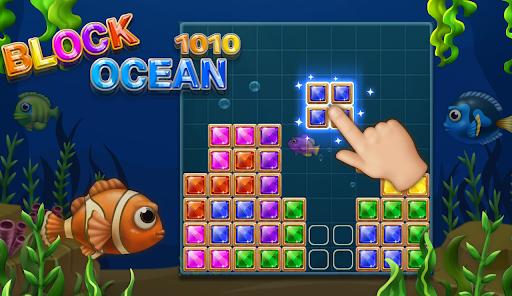 Block Ocean Puzzle Apkfinish screenshots 6