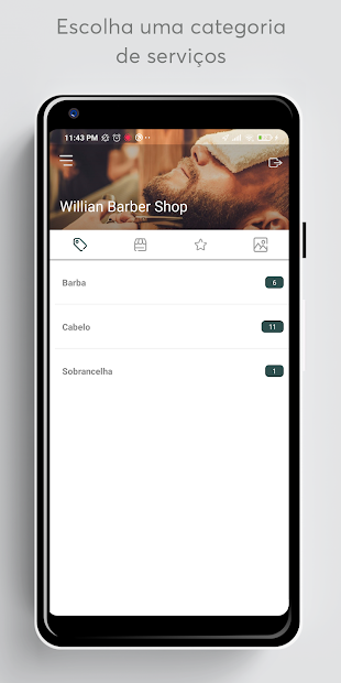 Willian Barber Shop screenshot 1
