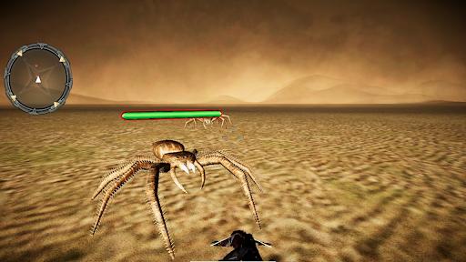 Monster Spider Shooting World Hunter -Spider Games screenshots 5