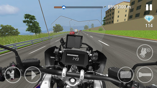 Traffic Moto  screenshots 17
