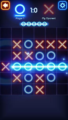 Tic Tac Toe Glow 8.4 screenshots 9