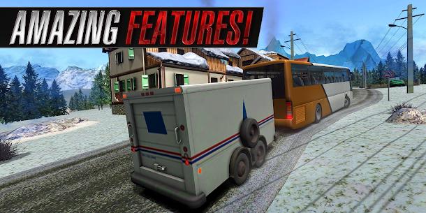 Bus Simulator 2015 mod Unlimited Money 6