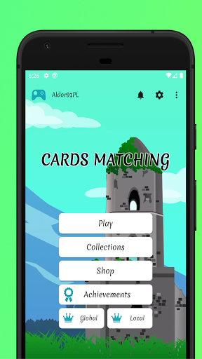 Cards Matching games. Find pairs, improve memory. goodtube screenshots 8