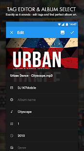n7player MusikPlayer Screenshot