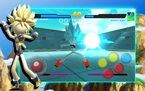 Stick Super Battle War Warrior Dragon Shadow Fight 8.0 screenshots 5
