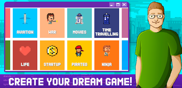 Idle Dev Empire Tycoon sim business Mod Apk (Unlimited Money) 4