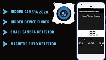 Hidden camera finder 2020
