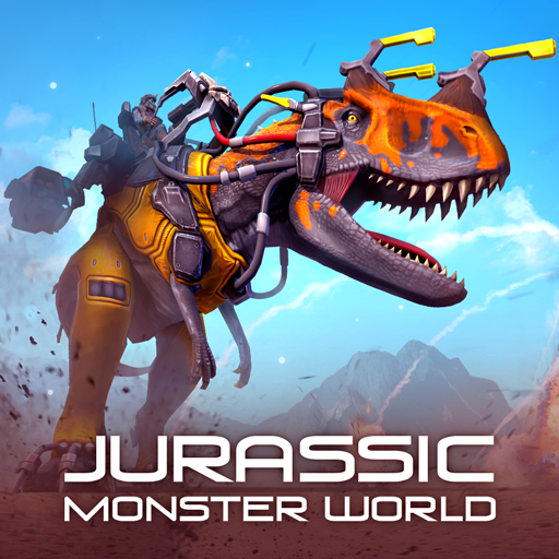 Jurassic Monster World: Dinosaur War 3D FPS APK
