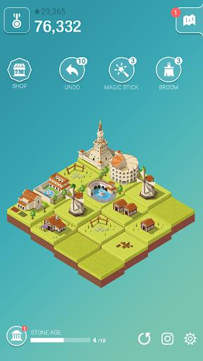 Age of 2048u2122: Civilization City Merge Games  screenshots 2