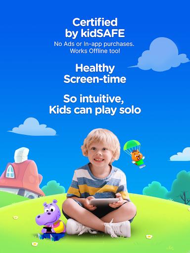 Kiddopia: Preschool Education & ABC Games for Kids 2.2.2 screenshots 14