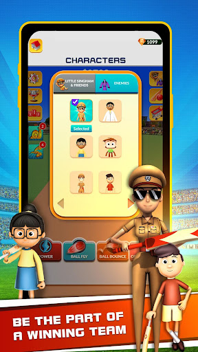 Little Singham Cricket  screenshots 4