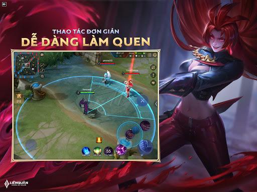 Garena Liu00ean Quu00e2n Mobile x Ultraman 1.36.1.11 screenshots 10