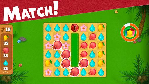 Island Puzzle: story basiertes game. Match offline  screenshots 4