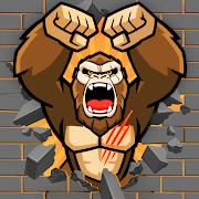 Giant Kong Run   Smash! - GFS