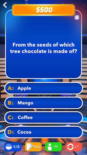 Millionaire 2021 - Trivia & Quiz 1.4.4 screenshots 4