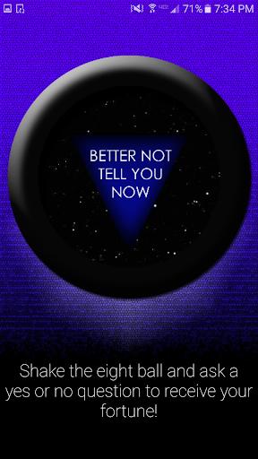 Magic 8 Ball 1.06 screenshots 2