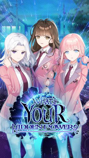 What's your Hidden Power? Super Power Anime Game  screenshots 1
