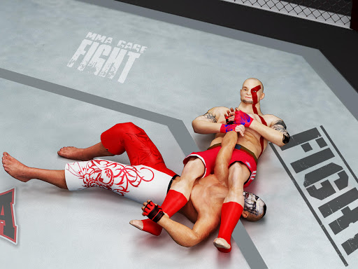 Martial Arts Training Games: MMA Fighting Manager 1.1.7 screenshots 8