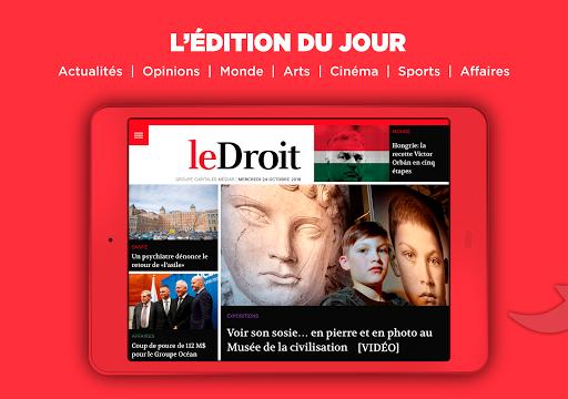 Le Droit modavailable screenshots 17