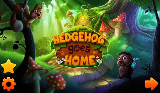 Hedgehog goes home screenshots 7