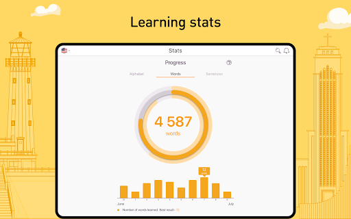 Learn Languages for Free - FunEasyLearn 2.6.6 Screenshots 13