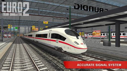 Télécharger Gratuit Euro Train Simulator 2 apk mod screenshots 2