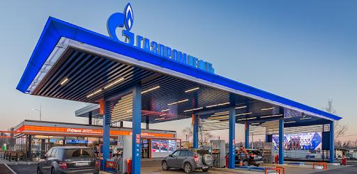 АЗС Газпромнефть - бесконтактная оплата топлива! APK 0