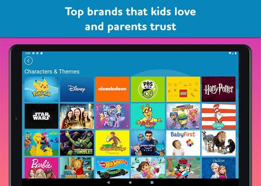 Amazon Kids+: Kids Shows, Games, More 2.1.0.203888 Screenshots 12