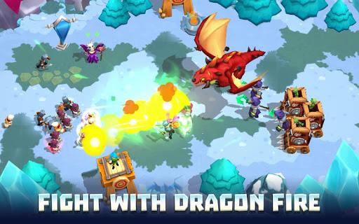 Summon Revolt: Magic Battle screenshots 18