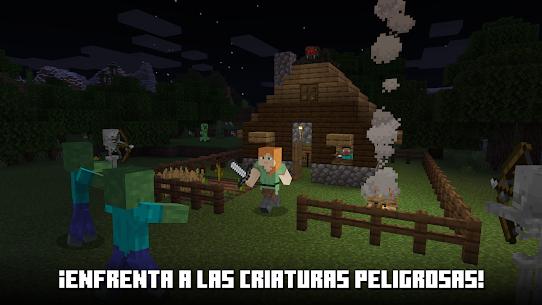 Minecraft Ultima Versión 4