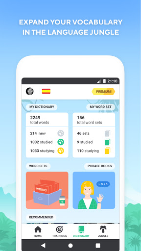 English with Lingualeo android2mod screenshots 5