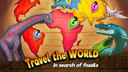 Dino Quest - Dig & Discover Dinosaur Fossil & Bone 1.8.1 screenshots 3