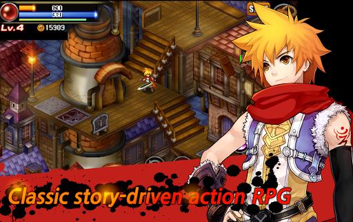 Mystic Guardian PV: Old School Action RPG  screenshots 1