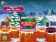 クリスマスケーキの女の子のゲームのおすすめ画像3