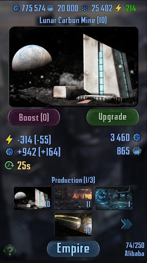 DISCOVERY: Space Empire [OBERON]  screenshots 4